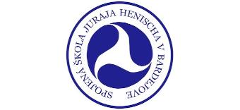 Information about Spojená škola Juraja Henischa Bardejov